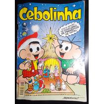 Gibi Cebolinha- Número 185- Editora Globo