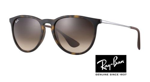 b832cf7aa025b Óculos Sol Ray Ban Erika Rb 4171 Feminino Original Promoção