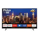 Smart Tv Philco 4k 55  Ptv55f62snt