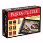 Porta Puzzle - Quebra Cabeça Para Até 8000 Peças - Grow