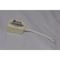 Pacote Com 20 Tira Ruídos Micro Filtro Adsl Telmax Xmf 11