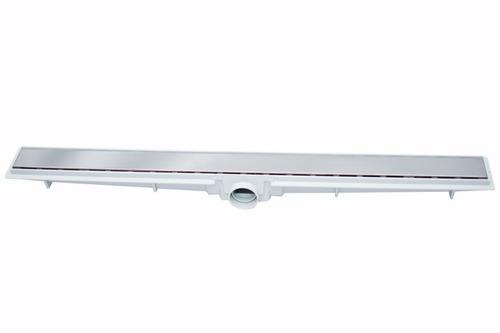 Ralo Linear Oculto 5x70cm Tampa Inox Polido Sifonado