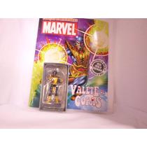 Coleção Miniaturas Marvel Edição 121 Valete De Copas