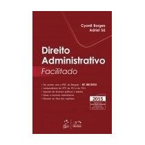 Direito Administrativo Facilitado 2015 Cyonil Borges Epub