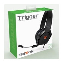 Fone Tritton Trigger Headset Xbox 360 Original Garantia Nota