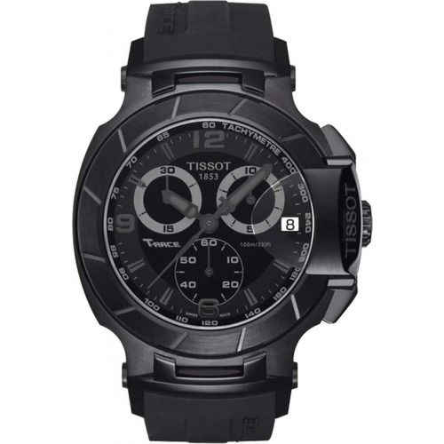663ff73cfb0 Relogio Tissot T Race T0484173705700 Moto Gp Black Original