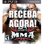 Ea Sports Mma Ps3 Códig Psn Original Receba Agora! Ufc