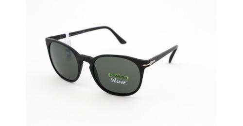 cea87c476 Óculos De Sol Persol Po3007s 9000/58 Acetato Polarizado