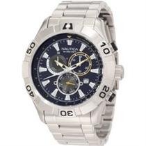 Relógio Masculino Nautica N21530g J-80 / Nst 550
