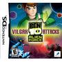 Ben 10 Alien Force: Vilgax Attacks (novo) - Nintendo Ds