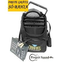 Led Chauvet Slimpack56 4 Canhões Bag Controlador Rbnrock