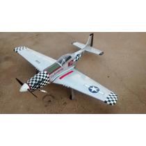 Aeromodelo P-51 Mustang(completo)