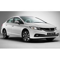 Sucata Honda Civic 2014 - Peças Usadas
