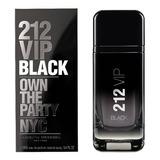Perfume Ch 212 Vip Black 100ml Masculino