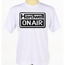 Camisa Camiseta Personalizada Hardwell Dj Electro House