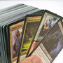 Lote Magic 100 Cartas + 50 Terrenos / Grátis Dado + Caixa