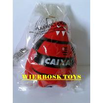 Brinquedo Cofrinho Poupançudos Da Caixa Times Flamengo Cofre