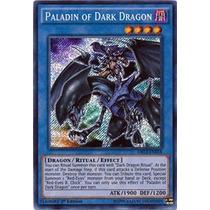 ºº Combo Paladin Of Dark Dragon - 2x Cartas Em Inglês ºº