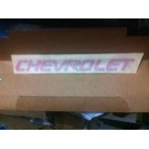 Decalque Tampa Traseira Chevrolet Monza Club Original Gm