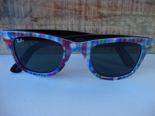 6d941d3429e82 Óculos De Sol Ray Ban Wayfarer Rb2140 1135