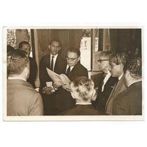 Antiga Foto Do Presidente Castelo Branco