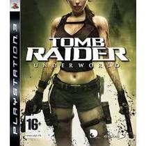 Jogo Play 3 Tomb Raider Original/ Usado