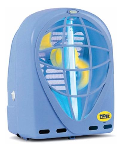 Kit 3 Armadilhas Luminosas 110v Mata Mosca E Mosquito