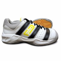 Tênis Adidas Essence Stabil Indoor Branco Tamanho Grande 48