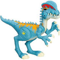 Boneco Jurassic World Dinossauro Dilophosaurus Sons-hasbro