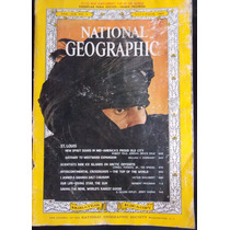 Revista National Geographic -novembro 1965- Volume 128 Nº 05