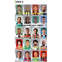 Figurinhas Avulsas Campeonato Brasileiro - Brasileirão 2016