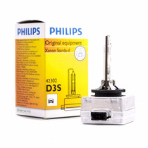 Lâmpada D3s 4300k 100% Original Phillips Golf Mk7 Bi-xenon