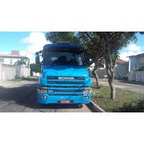 Scannia 124- 400 4x2 - 2002