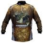Camiseta Faca Na Rede Modelo Nc14 Tambaqui Tam. G