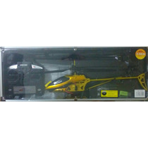 Helicoptero New 3.5 Ch. Built-in Gyro 3d.camera Digital