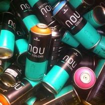 Spray Urbano Nou Para Grafite