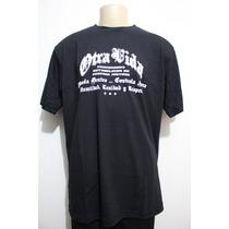 Camiseta Otra Vida Low Rider Low Bike Brasil Crazzy Store
