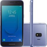 Celular Samsung Galaxy J2 Core 16gb Dual Tela 5 J260 Prata