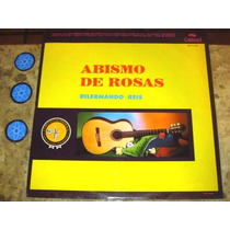 Lp Dilermando Reis - Abismo De Rosas (1961)