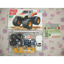 Pick-up Toyota Hi-lux Junior Monster Race 1/32 - Tamiya