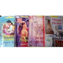 Pacote/lote Com 4 Romances - Clássicos Históricos Especial