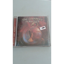 Cd The Company Of Snakes- Burst The Bubble