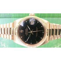 Rolex Presidente 31 Mm Maravilhoso! Ouro