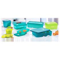 Bea Freezertime Tupperware - 8 Peças