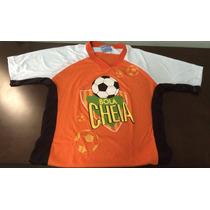 Camiseta Bola Cheia Infantil Globo Marcas Original