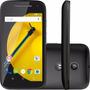Smartphone Motorola Moto E 2 Geração 8gb Preto 5mp Oriigina