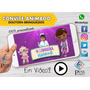 Video Convite Digital Virtual Animado Doutora Brinquedos