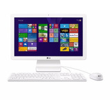 All In One Lg 22v280 Intel Quad Core 4 Gb Hd 500 Gb Ips 21,5
