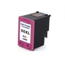 Cartucho Compatível Com Hp 60xl Colorf4280,f4440,f4480,f4580
