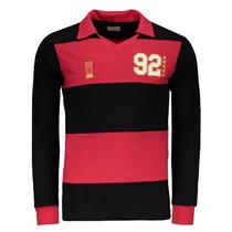 Busca Camisas futebol manga longa com os melhores preços do Brasil ... 417754e949e77